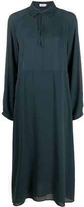 Filippa K Long-Sleeved Midi Dress