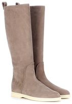 Loro Piana Storm Walk suede boots