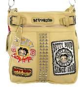 Betty Boop (B42-2 Licensed Messenger Bag-B13f36