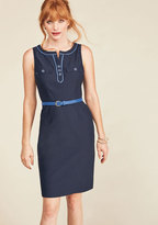 Great Declarations Sheath Dress in 2X