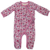 Jessica Simpson Baby's Printed Cotton Footie