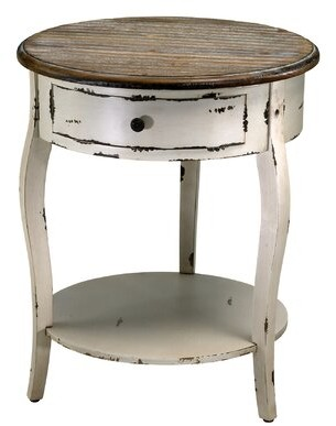 Thumbnail for your product : Cyan Design Abelard End Table with Storage