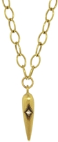 Cathy Waterman Egyptian Drop Necklace