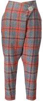 Vivienne Westwood flap trousers
