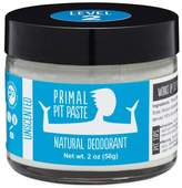 Smallflower Primal Products Unscented Jar Pit Paste