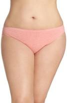 Nordstrom Plus Size Women's Seamless High Cut Briefs