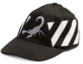 Off-White Othelo scorpion-print cap