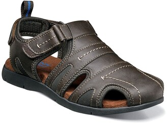 Nunn Bush Rio Grande Closed Toe Fisherman Sandal