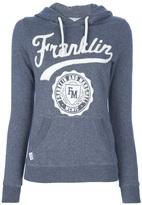 Franklin & Marshall printed hoodie
