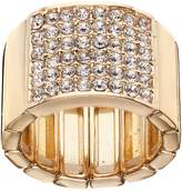 JLO by Jennifer Lopez Pave Square Stretch Ring