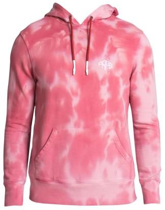 PRPS Cloud Dye Fleece Hoodie