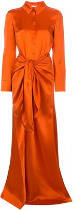 Cinq à Sept Maddy shirt gown