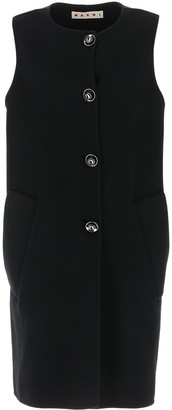 Marni Button-Up Gilet