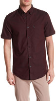 Ben Sherman Oxford Short Sleeve Regular Fit Shirt