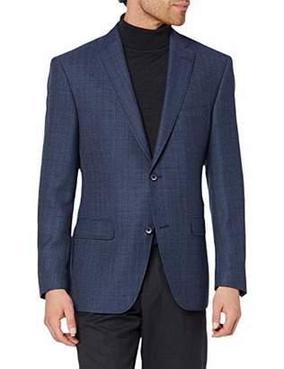 Roy Robson Men's Regular Suit Jacket, Light Grey A0, (Size:):
