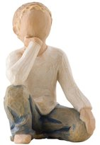 Willow Tree Inquisitive Child Figurine