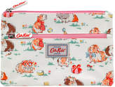 Cath Kidston Pets Party Kids Double Zip Pencil Case
