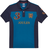 Joules Latino Classic Fit Polo Shirt, Dark Teal