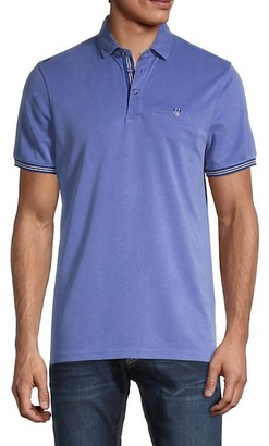 Ted Baker Three-Button Polo