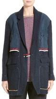 Undercover Women's Tweed Jacket