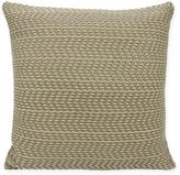 Joseph Abboud Basket Weave Square Throw Pillow