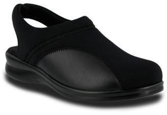 Flexus By Spring Step Flexia Leather Clog