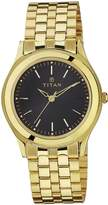 Titan Men's Analog Dial Watch