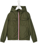 Moncler hooded jacket - kids - Polyamide/Goose Down - 4 yrs