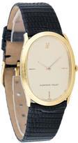 Audemars Piguet 18K Gold Watch