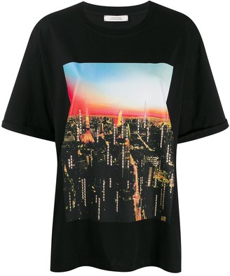 Schumacher Dorothee printed loose fit T-shirt