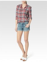 Paige Trudy Shirt - Canyon Rose / Greystone Louisville