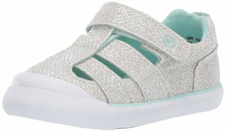 Stride Rite Girls Hadley Boy's Cutout Sandal