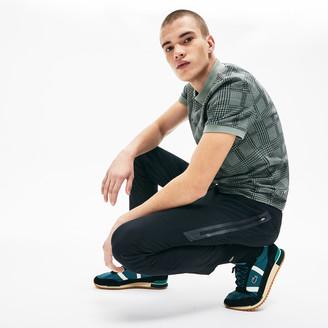 Lacoste Men's SPORT Breathable Stretch Sweatpants