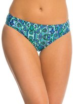 Kenneth Cole Reaction Beyond the Sea Scrunch Back Hipster Bikini Bottom 8139372