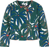 Little Marc Jacobs Printed jacket