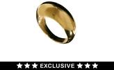 Susan Caplan Vintage Exclusive For ASOS Vintage '90s Sculpted Ring