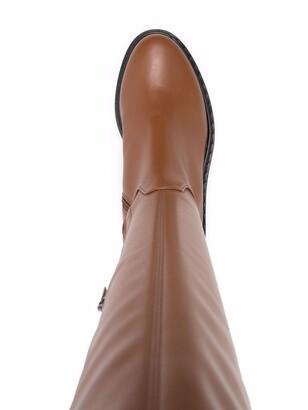 Le Silla Sama thigh-high boots
