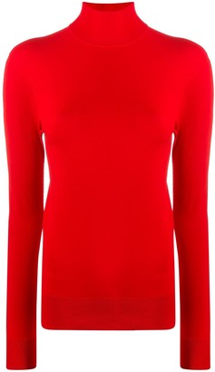 Bottega Veneta Turtleneck Knitted Top