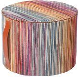 Missoni Santiago Multicolor Pouf