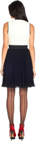 Ted Baker Elenore Lace Bodice Dress Black