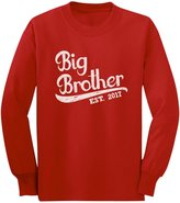 TeeStars - Gift for Big Brother 2017 Toddler/Kids Long sleeve T-Shirt