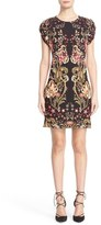 Roberto Cavalli 'Galaxy Garden' Print Jersey Dress