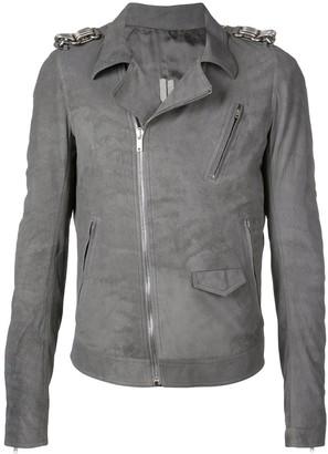 Rick Owens Stooges biker jacket