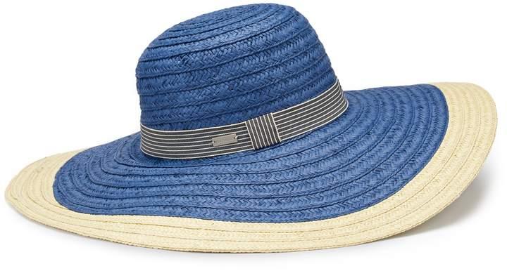 53441e0f520ab Navy Wide Brim Hat - ShopStyle