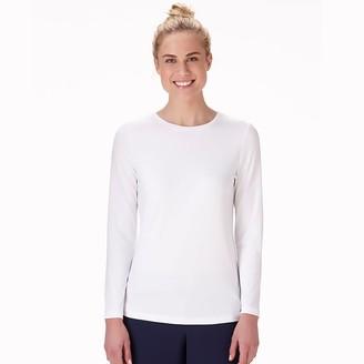 Jockey Women's Scrubs Performance RX Dry Comfort Long Sleeve Tee 2408