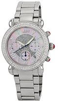 "JBW Women's JB-6210-160-C ""Victory"" Diamond Chronograph Watch"