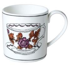 Twig New York Heritage Rosa Rugosa Mug