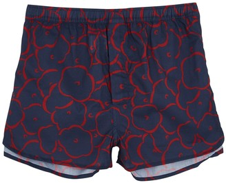 Derek Rose Ledbury 30 printed cotton boxer shorts