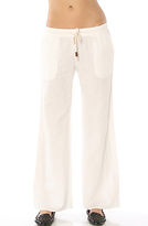 Quiksilver QSW The By The Beach Linen Pant
