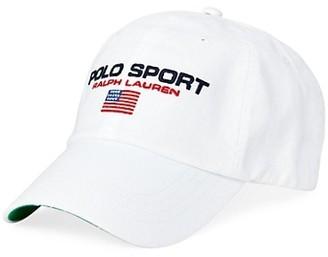 Polo Ralph Lauren Logo Sport Baseball Cap
